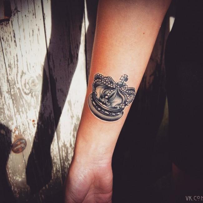 tatttos coronas 10 Tatuajes de Coronas