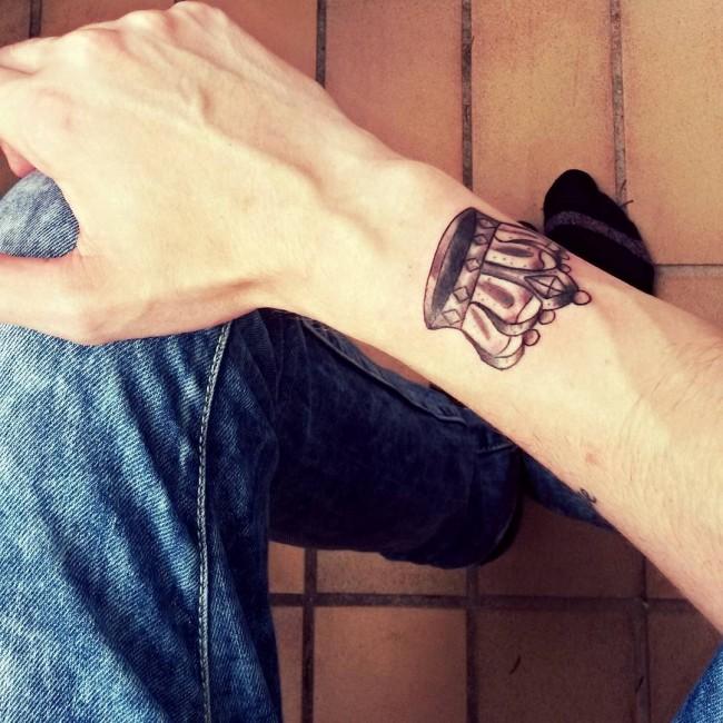 tatttos coronas 11 Tatuajes de Coronas