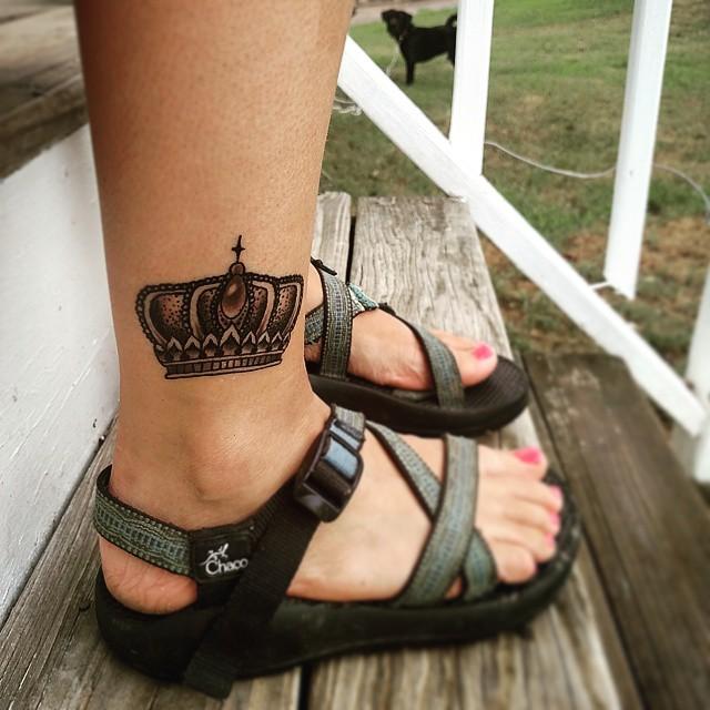 tatttos coronas 12 Tatuajes de Coronas