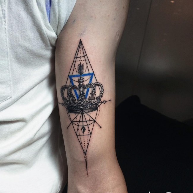 tatttos coronas 4 Tatuajes de Coronas