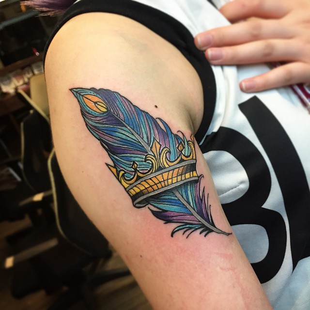 tatttos coronas 7 Tatuajes de Coronas