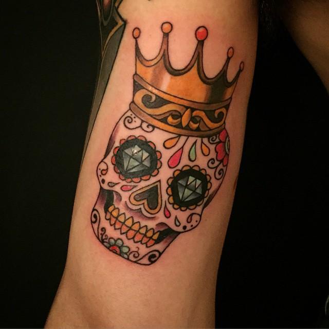 tatttos coronas 8 Tatuajes de Coronas