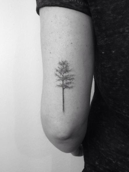 Tatuajes en la Parte de Atrás del Brazo