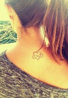 Increíbles Diseños de Tatuajes en la Nuca