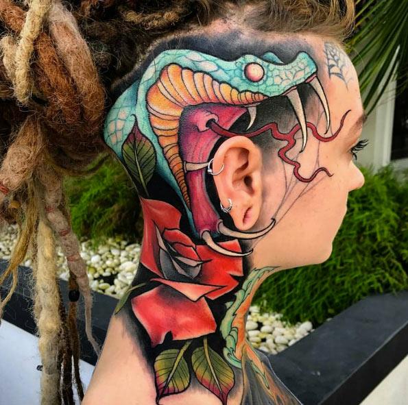 Tatuajes Increíbles Que Te Harán Dejar El Trabajo