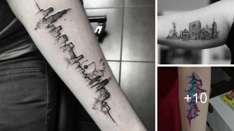 Tatuajes De Ciudades Tatuajes Para Mujeres Y Hombres