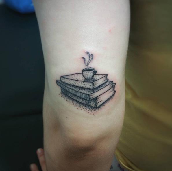Tatuajes de Libros