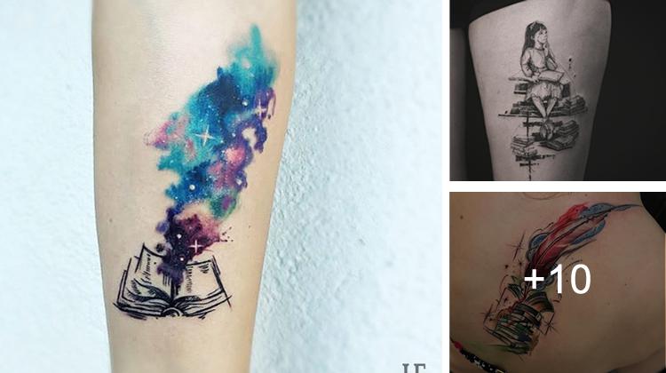 tatuajes de libros tatuajes para mujeres y hombres