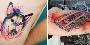 Tatuajes Encantadores De Josie Sexton