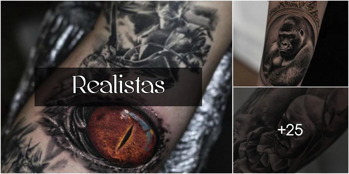 Tatuajes Realistas