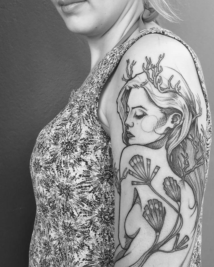 Bocetos Hechos Tatuajes