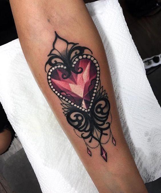 tatuajes con gemas 1 Tatuajes con Gemas