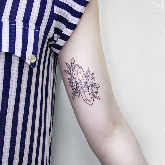 Tatuajes con Gemas