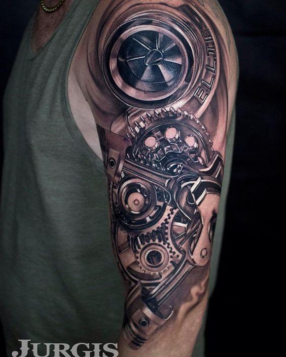 Tatuajes de Autos
