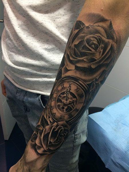 Tatuajes De Flores Objetos Tatuajes Para Mujeres Y Hombres