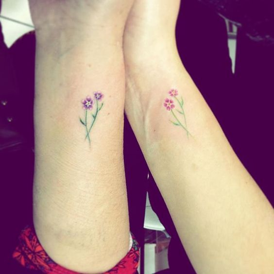 tatuajes madre e hija 1 10 Tatuajes Madre & Hija