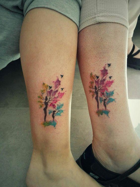 tatuajes madre e hija 1 12 Tatuajes Madre & Hija