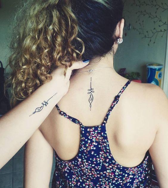 tatuajes madre e hija 1 4 Tatuajes Madre & Hija