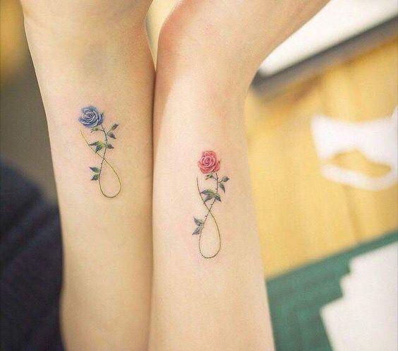 tatuajes madre e hija 1 5 Tatuajes Madre & Hija