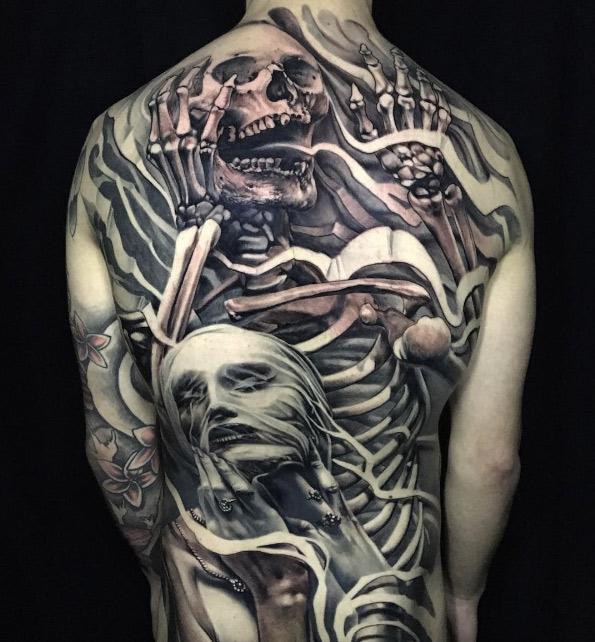 tatuajes unicos para hombres 10 Tatuajes Únicos para Hombres