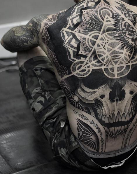 tatuajes unicos para hombres 12 Tatuajes Únicos para Hombres