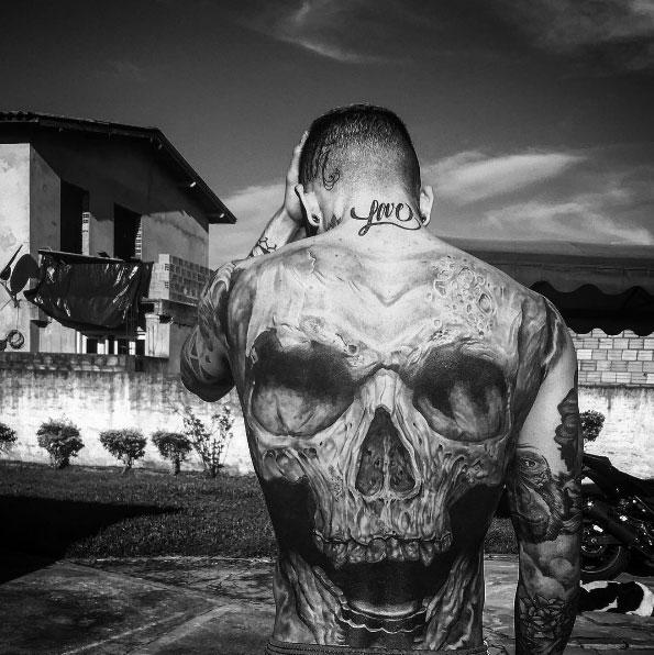 tatuajes unicos para hombres 13 Tatuajes Únicos para Hombres