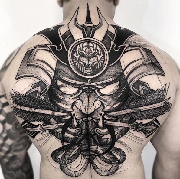 tatuajes unicos para hombres 3 Tatuajes Únicos para Hombres
