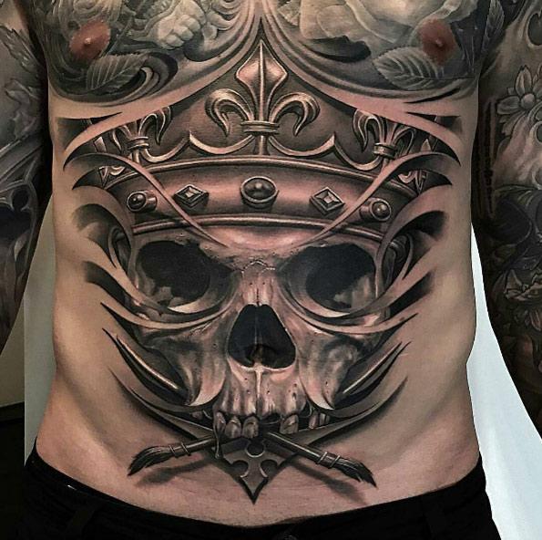 tatuajes unicos para hombres 4 Tatuajes Únicos para Hombres