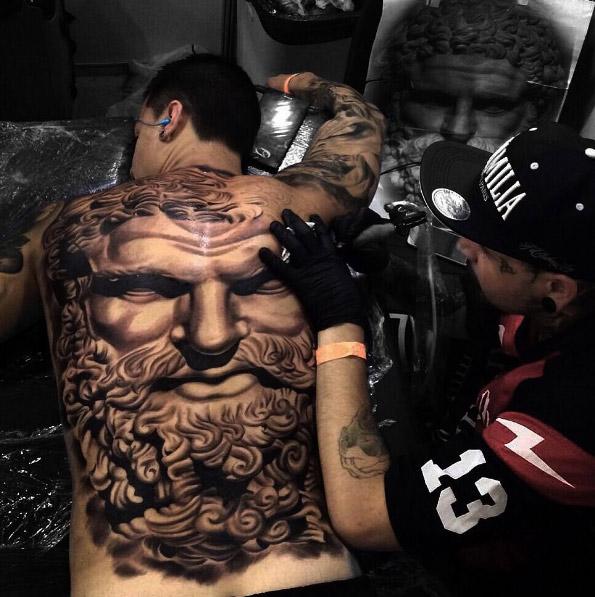 tatuajes unicos para hombres 8 Tatuajes Únicos para Hombres