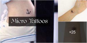 Micro Tatuajes