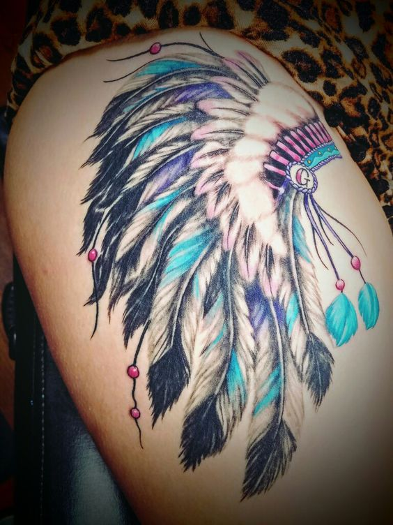 Native American Tattoo Designs and Their Meanings