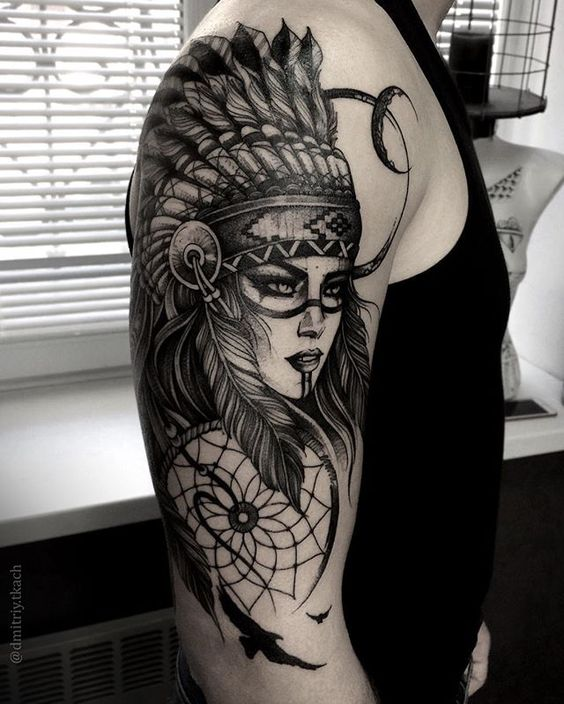 Tatuajes De Nativos Americanos Tatuajes Para Mujeres Y Hombres