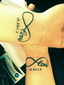Imagenes de Tatuajes Infinito y su Significado